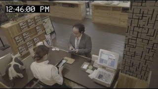 動画【防犯カメラ映像】ラップでアフレコしてみた 「パンツ男」編
