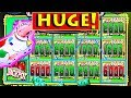 MEGA BIG WIN!! ★ I GOT THE UNICOW IN THE BONUS!!! ★ ON MY BIRTHDAY! ★ n A FULL SCREEN! ★ BRENT SLOTS