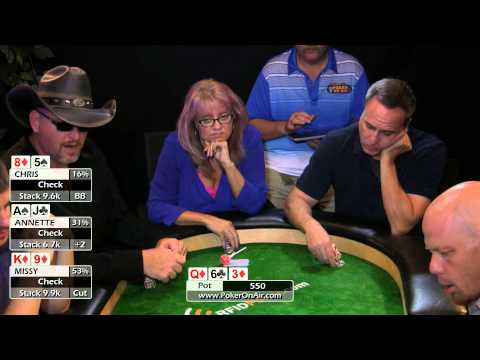 S5G1P1 CTB Chase The Bracelet Game Show poker on air