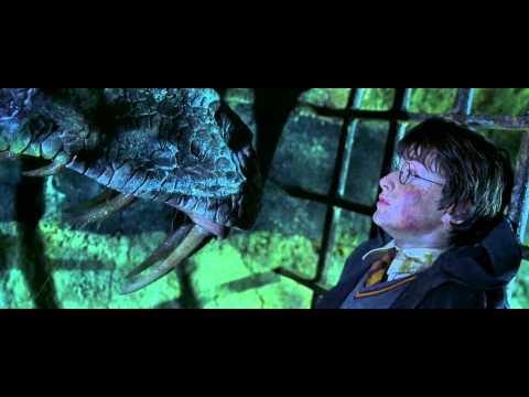 Harry Potter 2 - Harry VS Basilic (Scène Culte)