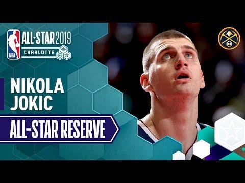 Video: Best Of Nikola Jokic 2019 All-Star Reserve | 2018-19 NBA Season