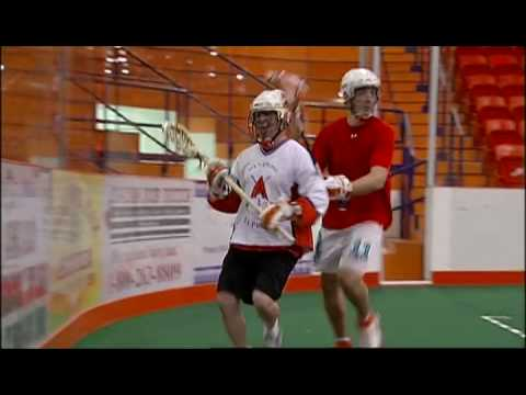 Fish Out of Water Bloopers - Don Plays Lacrosse