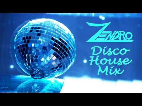 Funky French Disco House Music Mix