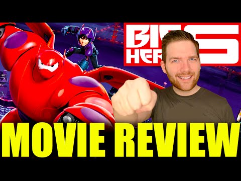 Big Hero 6 – Movie Review