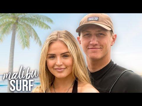 Couple Goals | MALIBU SURF S4 EP 2