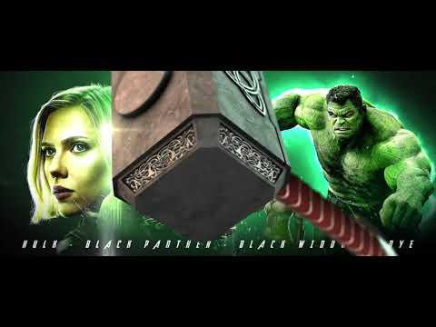 Avengers Infinity War  Motion Poster