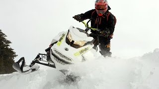 2. 2018 Ski-Doo Free Ride Review
