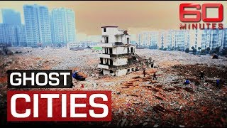 Video Inside China's ghost cities | 60 Minutes Australia MP3, 3GP, MP4, WEBM, AVI, FLV Maret 2019