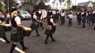 Ullapool United Kingdom  city photos : Bagpipers in Ullapool