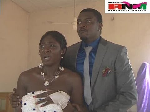 Mercy Johnson Attacked & Stripped On Her Wedding Day