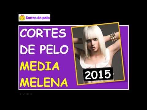 ♥ Cortes de pelo MEDIA MELENA 2015 ♥