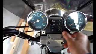 8. Motoguzzi 1100 part 2