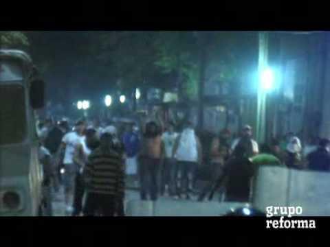 Deriva en vandalismo protesta en Tepito