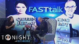 Video TWBA: Fast Talk with Judy Ann Santos-Agoncillo MP3, 3GP, MP4, WEBM, AVI, FLV Mei 2018