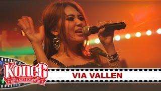 Video KONEG LIQUID feat VIA VALLEN - Pergi Pagi Pulang Pagi [Liquid Cafe] [LIVE PERFORMANCE] MP3, 3GP, MP4, WEBM, AVI, FLV Juli 2018
