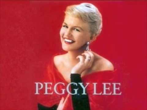 PEGGY LEE – Johnny Guitar
