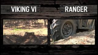 8. Yamaha Viking VI vs Ranger - Terrainability