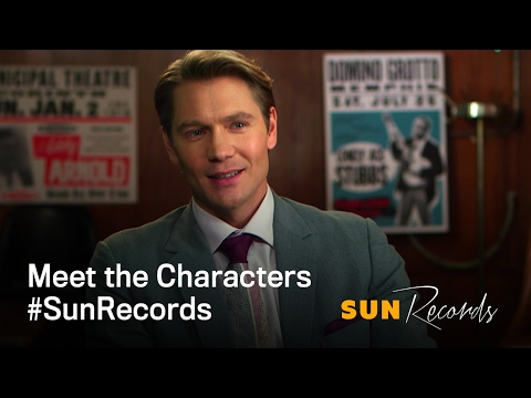 Sun Records (Meet the Characters)
