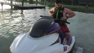 7. Working On My 2002 Yamaha GP1200r Jetski