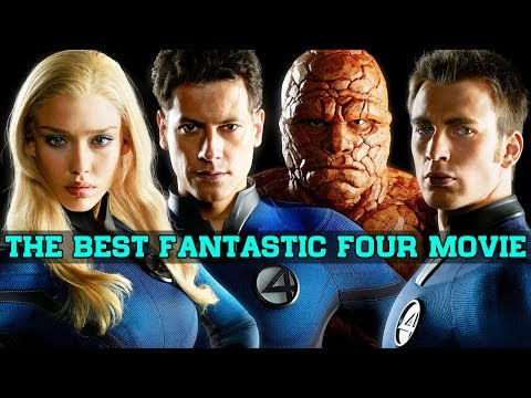 The Unfortunately Best Fantastic Four Movie