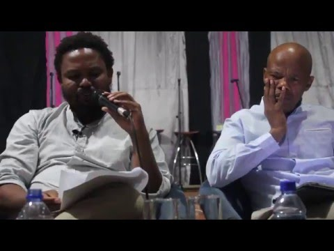 Andile Mngxitama at Way of Life Church - Townships Are Hell On Earth