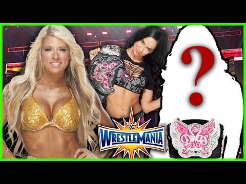 BREAKING NEWS: WWE WANTS FORMER DIVAS CHAMPIONS TO RETURN AT WRESTLEMANIA