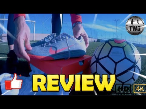 NIKE MERCURIAL VAPORX 12 PRO IC FUTBOL SALA UNBOXING REVIEW + NIKE HYPERWARM