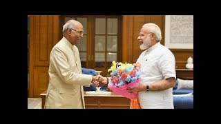 NDA Presidential candidate Ram Nath Kovind wins the Presidential Elections. He has defeated UPA candidate Meira Kumar by a...