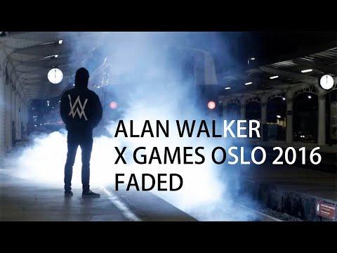 Alan Walker at X Games Oslo 2016