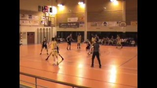Olafur Olafsson France Highlights 2015-16'