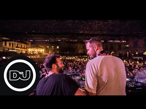 Adam Beyer B2B Enrico Sangiuliano EPIC Techno DJ Set From Drumcode Off Sonar Barcelona