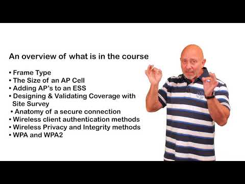 CCNA Wireless (200-355): The Complete Course