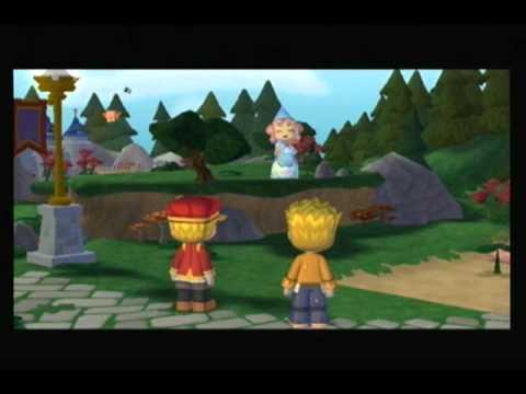 MySims Kingdom Wii