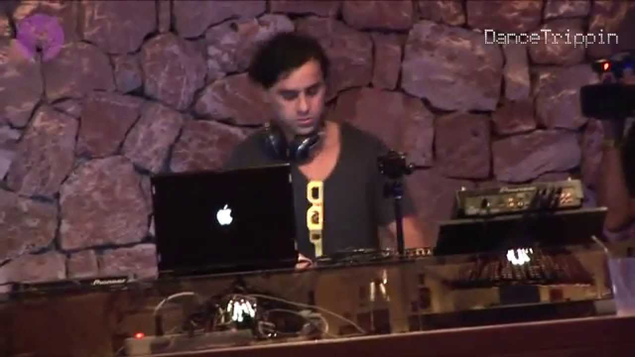 Yousef - Live @ Space Opening Party Space Ibiza 2013