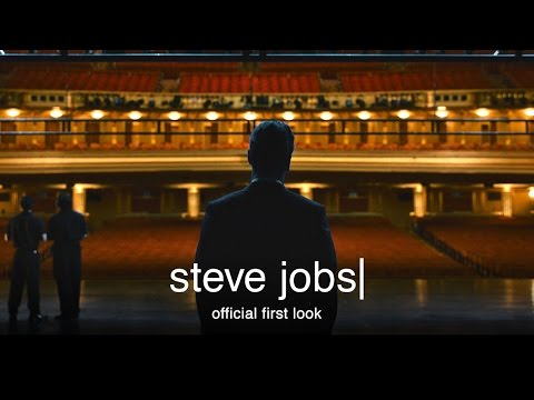 Steve Jobs Official First Look