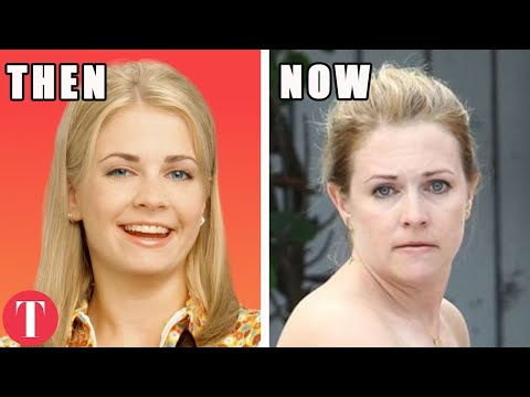 Download The Cast Of Sabrina The Teenage Witch: What They Looked Like In Their First Episode And Now HD Mp4 3GP Video and MP3