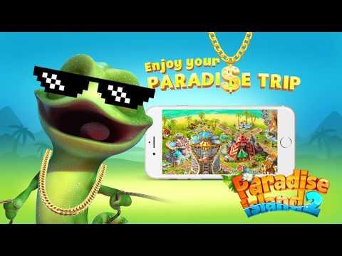 Paradise Island 2 - Enjoy your own holiday resort!