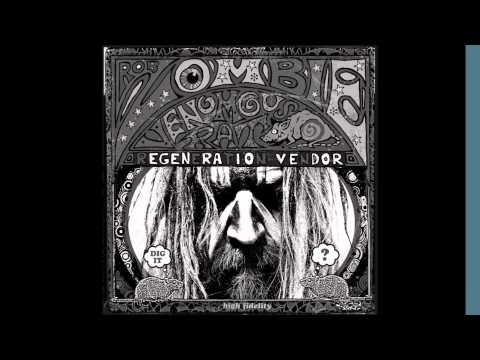 Rob Zombie - We're An American Band lyrics