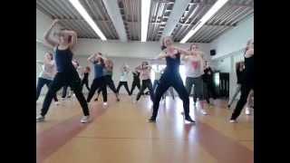 Taio Cruz - Troublemaker dance