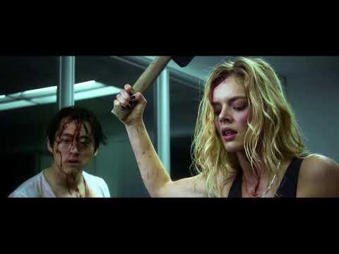 Mayhem (2017) - Office Room Fight Scene (1080p)