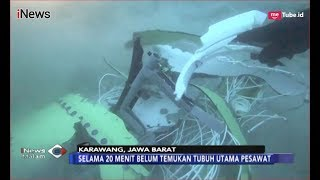 Video Turut Menyelam, Tim iNews Temukan Sabuk Pengaman & Puing Pesawat Lion Air - iNews Malam 01/11 MP3, 3GP, MP4, WEBM, AVI, FLV November 2018