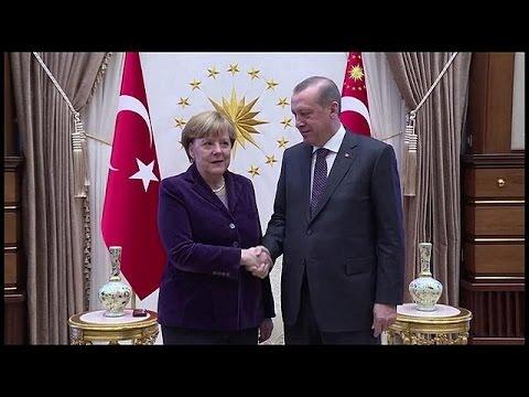 Οι ταραχώδεις σχέσεις Γερμανίας – Τουρκίας