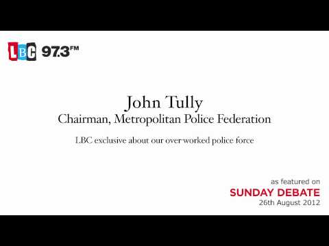 Play Video - John Tully Interview on LBC