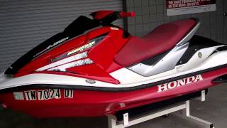 2. Used 2003 Honda AquaTrax R 12X Turbo For Sale Honda of Chattanooga TN   Turbo PWC For Sale