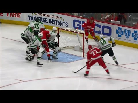 Video: Bishop gets caught out of his net allowing Daley to score
