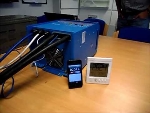 Lithium battery test versus Gel.