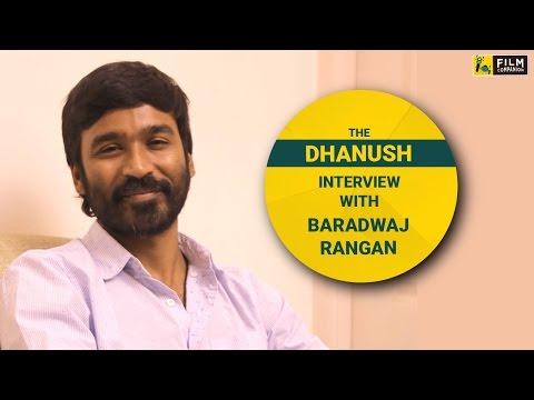 Actor Dhanush Exclusive Interview about PaPaandi   Power Paandi Director Dhanush Full Video