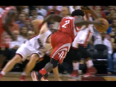 Patrick Beverley's ankle-breaking crossover on Goran Dragic