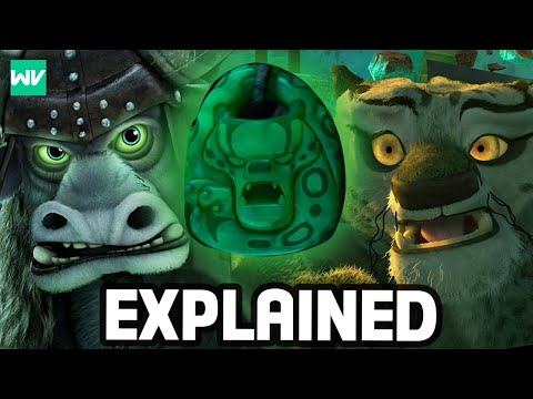 Did Kai Take Tai Lung's Chi? | Kung Fu Panda Explained