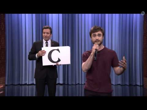 rapping - Horns By Daniel Radcliffe ...